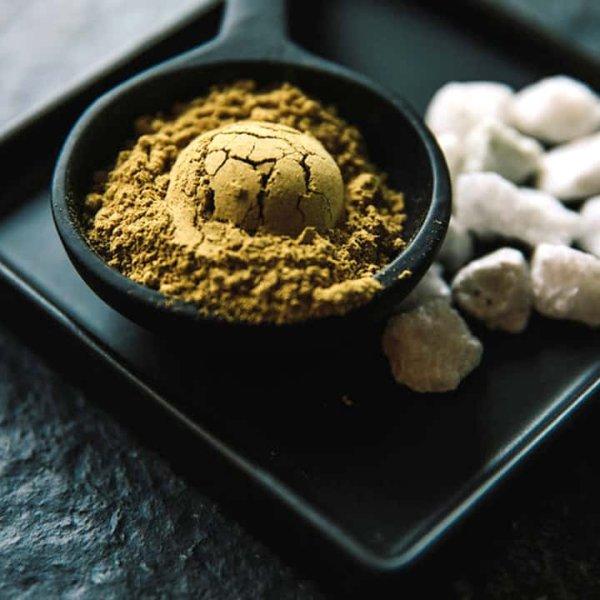 kratom powder and potency
