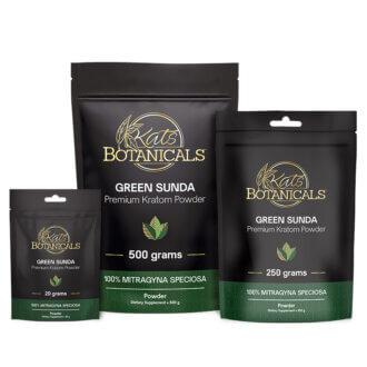 Kats Botanicals Green Sunda Kratom Powder