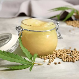 CBD Cream or Salve