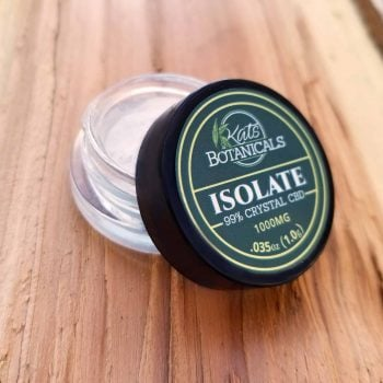 Facts About CBD Isolate