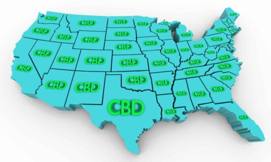 CBD by state