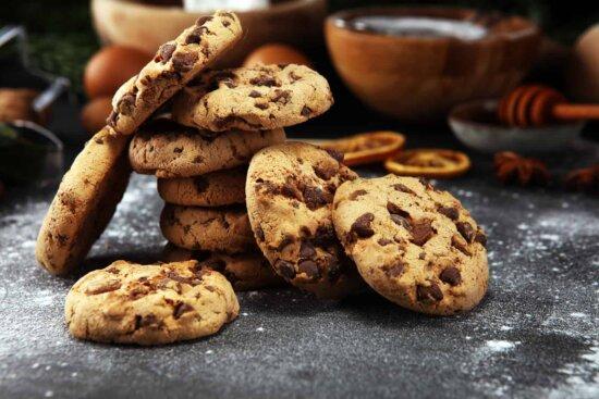 Chocolate Cookies and kratom