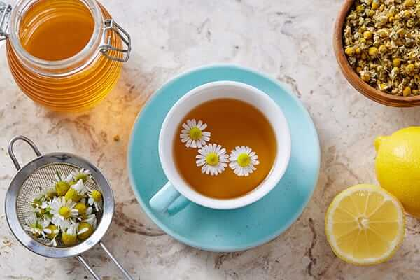 adding Kratom to chamomile tea is a powerful potentiator.
