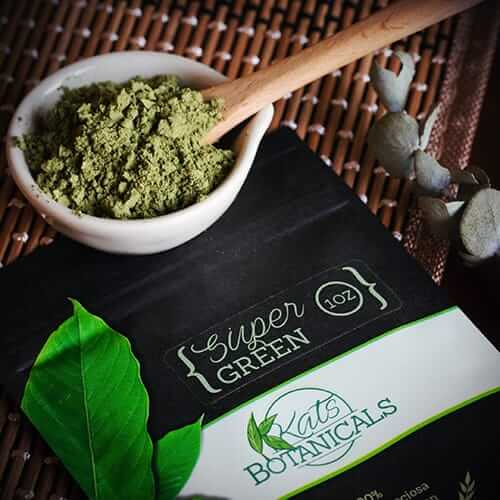 what are the different strains of kratom