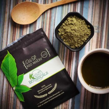 dark red malay and Why We Can't Talk About the Effects of Kratom