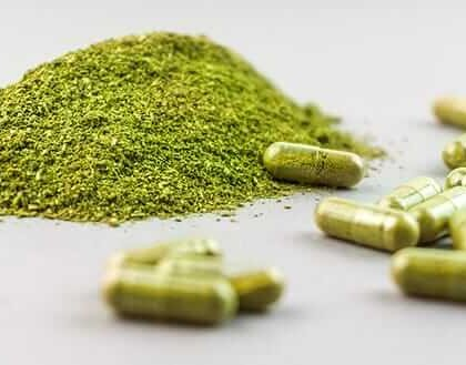 what to put in kratom capsules
