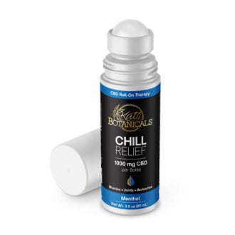 Kats Botanicals 1000mg Chill Relief