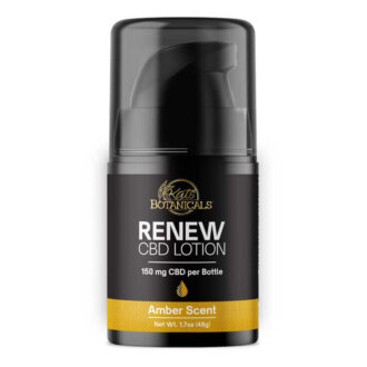 CBD Lotion Renew