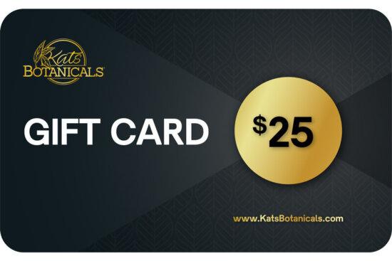 $25 Kats Gift Card