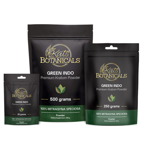 Kratom Powder Green Indo
