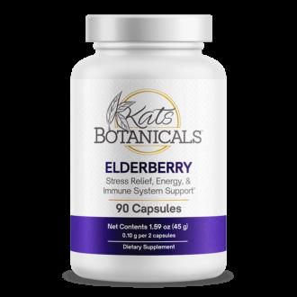 Elderberry Powder Capsules