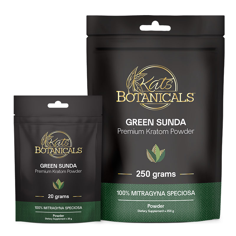 Kratom Powder Green Sunda