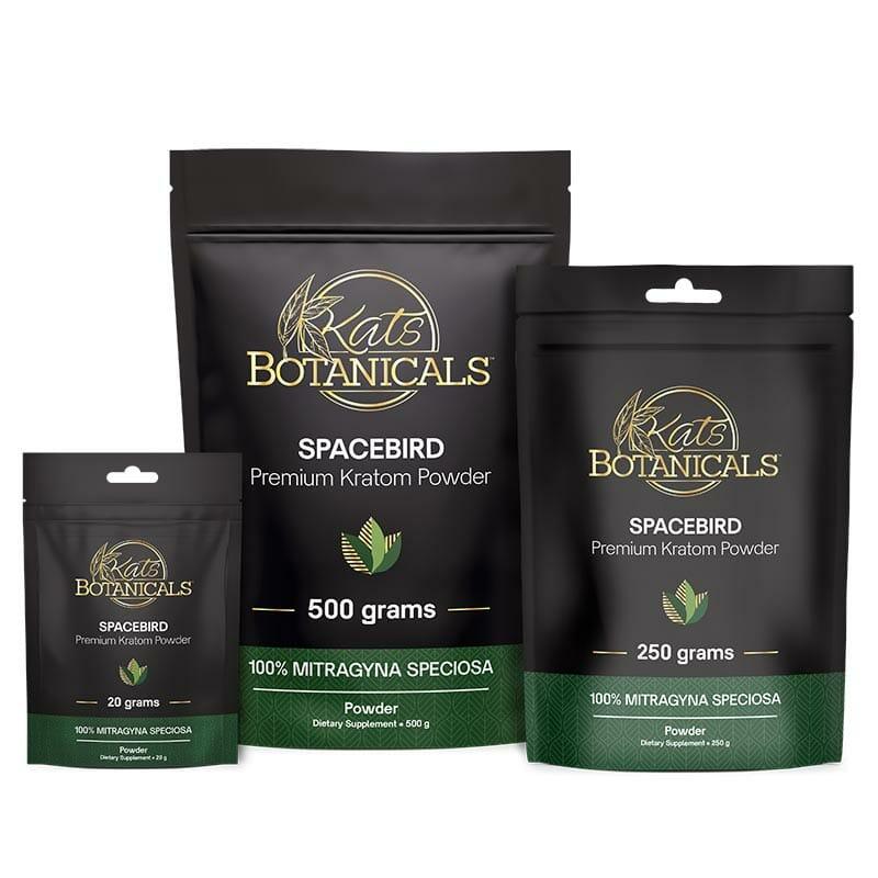 Spacebird Kratom Powder