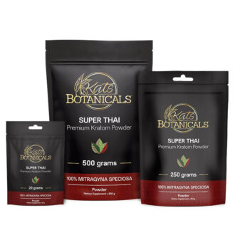 Super Thai Kratom Powder