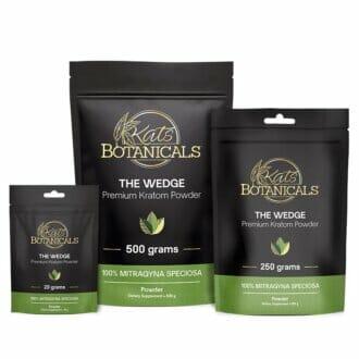 The Wedge Kratom Powder