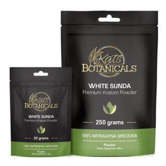 Kratom Powder White Sunda